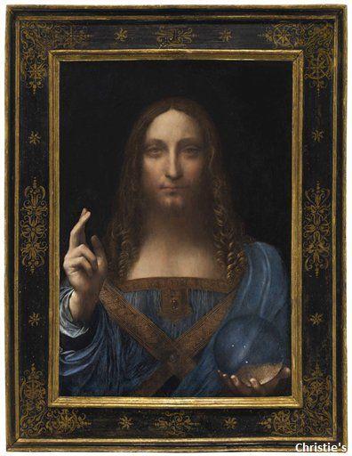 La Cene De Leonard De Vinci : leonard, vinci, Morning, America, Twitter, Vinci, Painting,, Leonardo, Paintings,, Portrait