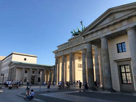 Neugestaltung Entre E Neben Dem Brandenburger Tor Von Meyerfeldt Architektur Innenarchitektur Im Raum Hamburg Homify In 2020 Architektur Architektur Innenarchitektur Innenarchitektur
