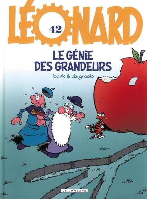 Bd Leonard Pdf Gratuit Leonard Leonard Bd Livre Jeunesse