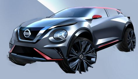 Take A Closer Look At The 2020 Nissan Juke In 141 Pictures Carscoops Nissan Juke Automotive Design Nissan