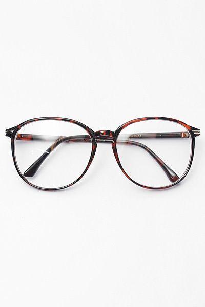 Tia Klare Pastellbrille Mit Dunnem Rahmen Tortoise 1020 2 Brille Stil Mode Brillen Brille