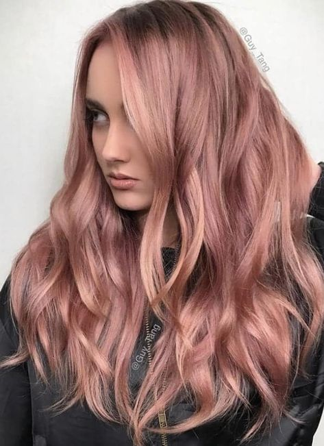 Since fall is one of my favorite times of year, I decided to post some of my favorite shades of fall hair color! The first...