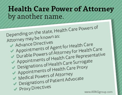 Printable Sample power of attorney durable for health care Form - power of attorney