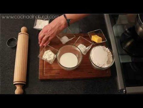 Ces De Cocina Youtube | Bisquets Al Estilo De Sonia Ortiz Por Cocina Al Natural Pan
