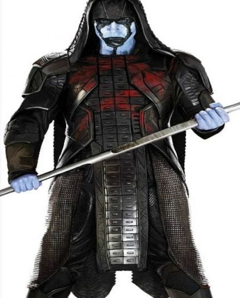 Ronan The Accuser Guardians Of The Galaxy Coat PU leather is used to craft the Guardians of the Galaxy Ronan The Accuser Coat.