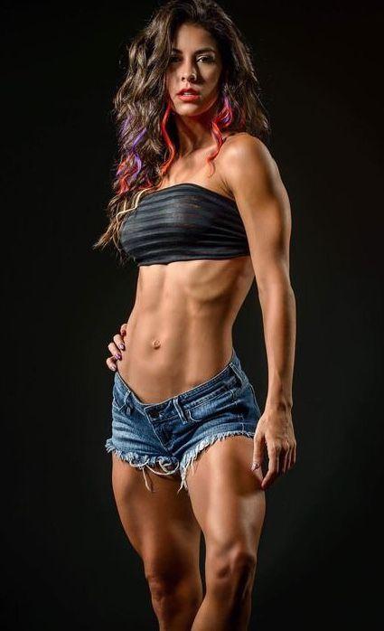 Desiree fitness milf