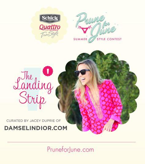 Meet Jacey Duprie of Damsel in Dior. #PruneforJune