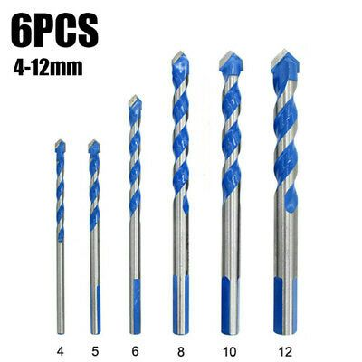 Drill Bits Making Holes Ceramic Glass Cemented Carbide Multifunctional In 2020 Ceramic Tiles Drill Bits Glass Marbles