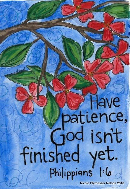 Patience Bible Doodling Verse Art Prayers App Where Are Paraphrased