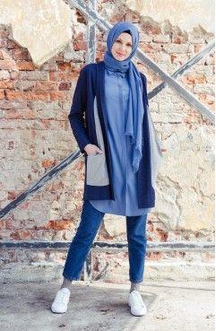 Sefamerve En Sik Gunluk Tesettur Kiyafet Kombinleri Moda Tesettur Giyim Moda Stilleri Kiyafet Moda