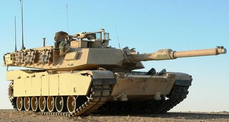 Top Ten Military Tanks