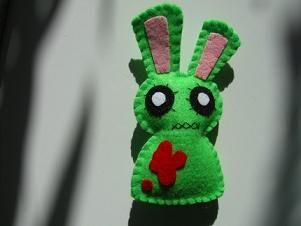 I gotta love a zombie craft