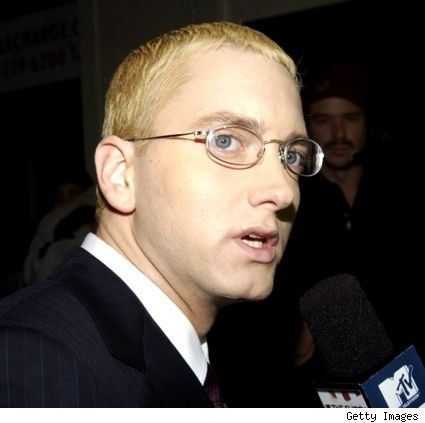 Eminem Has A Longer Face Shape However He Does Several Things To