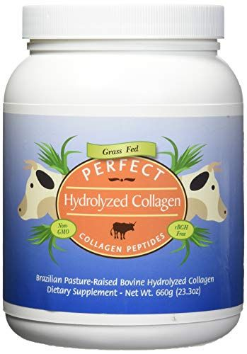 Perfect Hydrolyzed Collagen Peptides From 100 Grass Fed Https Www Amazon Com Dp B01 Collagen Peptides Hydrolyzed Collagen Collagen Hydrolysate