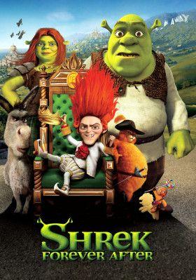 Shrek Forever After 2010 Shrek Felices Para Siempre Peliculas Infantiles De Disney Shrek