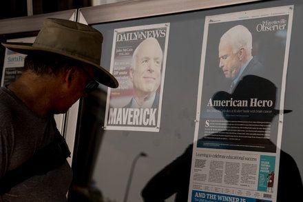 John McCain Myanmar Jacksonville: Your Monday Briefing