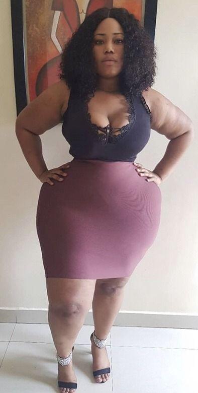 Wide hips attractive