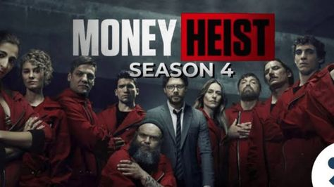 Money Heist Season 4 Download Ep 1 - 8 480p, 720p, 1080p, English Dub