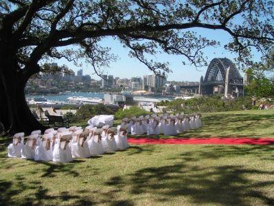 Observatory hill sydney wedding cakes