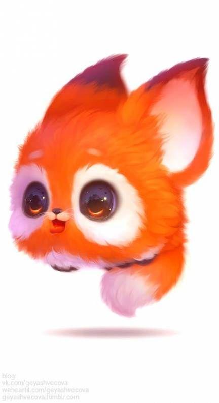 28 Ideas Cute Baby Animal Art Kawaii Baby Art Baby Animal Drawings Baby Animal Art Cute Baby Animals