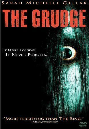 Pullman Halloween 2020 The Grudge (DVD, 2005) Sarah Michelle Gellar Bill Pullman