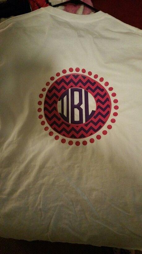 Heat vinyl tshirt