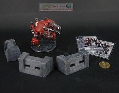 Borz Hero Box Box Mint Games Rackham At-43 Sergeant A