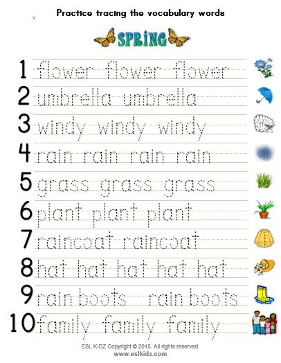 Pin On Spring Activities For Kids