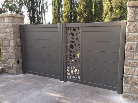 Luxury Portillon Sur Mesure Castorama Disenos De Puertas Metalicas Diseno Puertas Puertas Corredizas Modernas