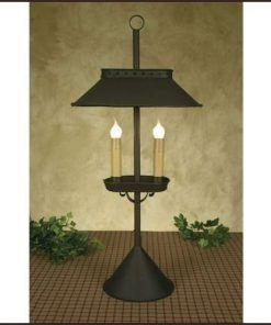 Farmhouse Lamps Rustic Lamps With Images Rustic Floor Lamps