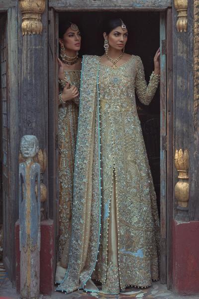 Pakistani Bridal Latest wedding dresses 2019 - All About