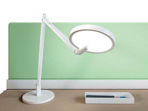 Lampada da scrivania a led orientabile loola by manade light