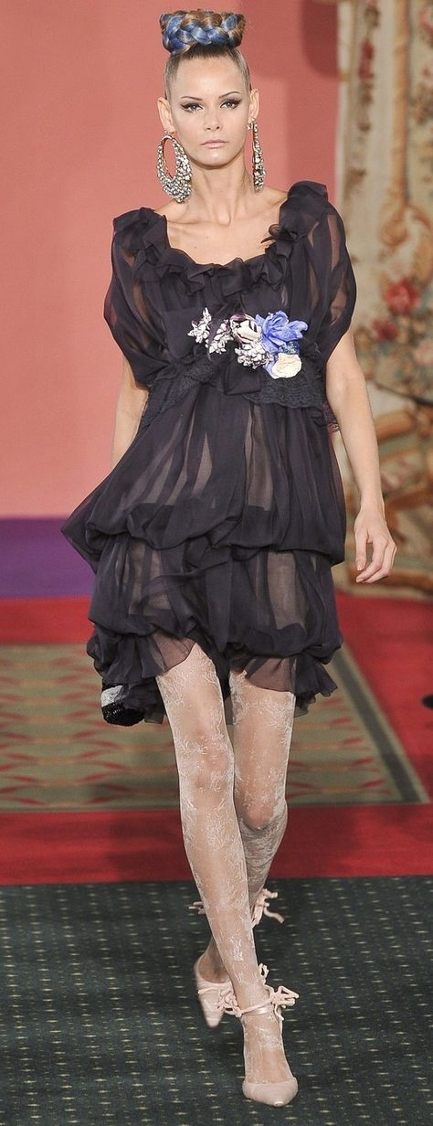 2009 Christian Lacroix -Haute Couture