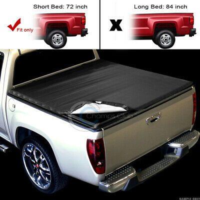 Truck Bed Accessories Auto Parts And Vehicles Fit 83 11 Ford Ranger Regular Cab 6ft Bed Tri Fold Soft Tonneau Cover Assemble Megeriancarpet Am