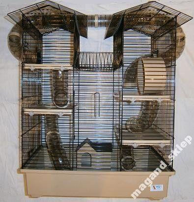 Klatka Dla Szczura Chomika Ch2 Plus Palac Gratis 7138496671 Oficjalne Archiwum Allegro Home Decor Decor Hamster