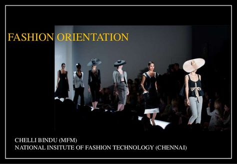 Finalfo By Nift Chennai Via Slideshare Principles Of Design Technology Fashion Elements Of Design