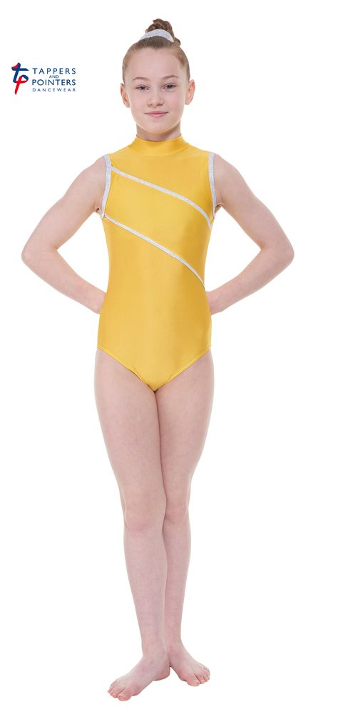 260d444f3 DEL 2 Dance or gymnastic leotard in nylon lycra