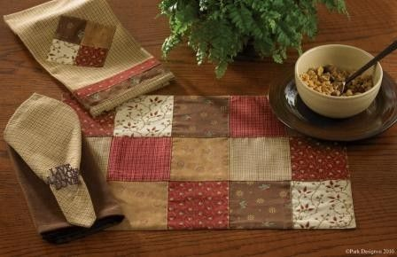 Good Placemat Patterns | Grandmas Quilt Country Kitchen Table Placemats By Park  Designs   Pine ... | SEWING IDEAS | Pinterest | Sewing Projects, ...