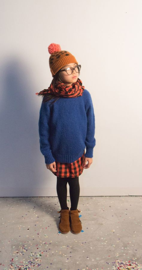 Kids fashion - Bobo Choses - Fall-Winter 2014 Collection