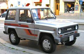 1984 1987 Daihatsu Rocky Classic Daihatsu Cars Hard To Find
