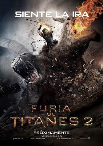 Furia De Titanes 2 2012 Tt1646987 His Furia De Titanes 2 Furia De Titanes Peliculas