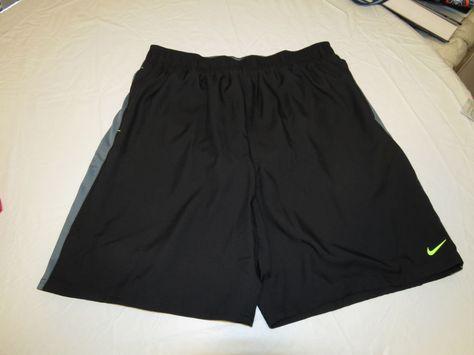 Men's swim trunks board shorts Nike Dri Fit Ventilated