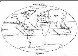 Resultado De Imagem Para Globo Terrestre E Planisferio Para