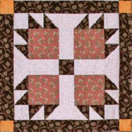 Bear S Paw Underground Railroad Quilts Bear Paw Quilt Freedom Quilt