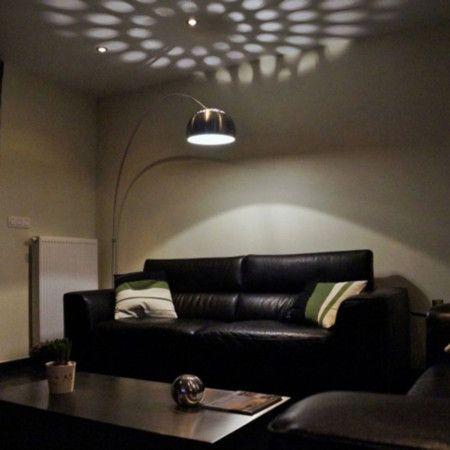 Bogenleuchte Grande Stahl: #sale #rabatt #innenbeleuchtung #bogenleuchte #lampen #leuchten