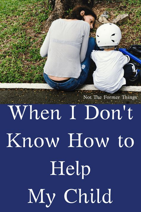 Dont Let Special Needs Students Fall >> When I Don T Know How To Help My Child Learning Differences Help