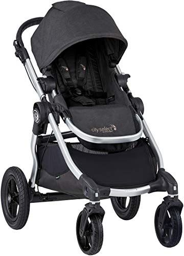 New Baby Jogger City Select Stroller Baby Stroller With 16 Ways To Ride Goes F Baby Jogger City Select City Select Stroller Baby Jogger City Select Stroller
