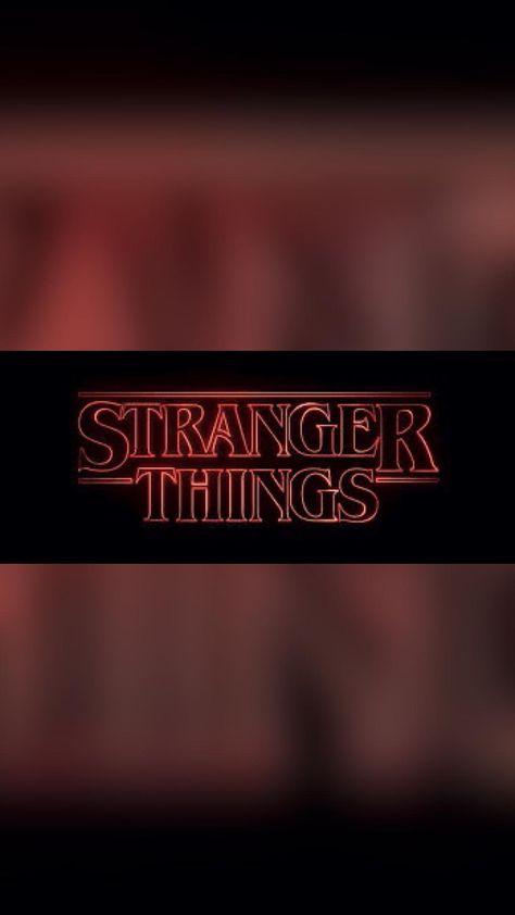Stranger things photos