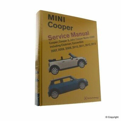 Repair Manual Bentley Repair Manual Wd Express Bm13 Ebay In 2020 Repair Manuals Mini Cooper Book Repair