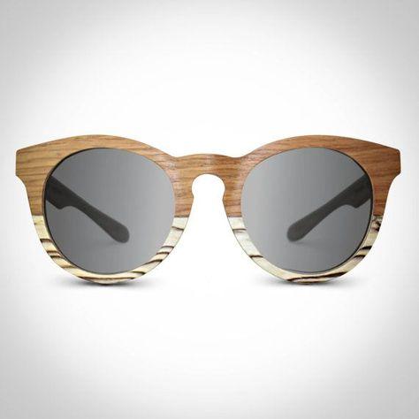 97d303d0d124a 3 lentes de sol de madera para no perder el estilo este verano   Lentes de  sol   Lentes, Lentes de sol y Gafas